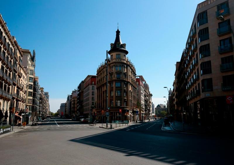 España registra otro récord de muertos por coronavirus en 24 horas