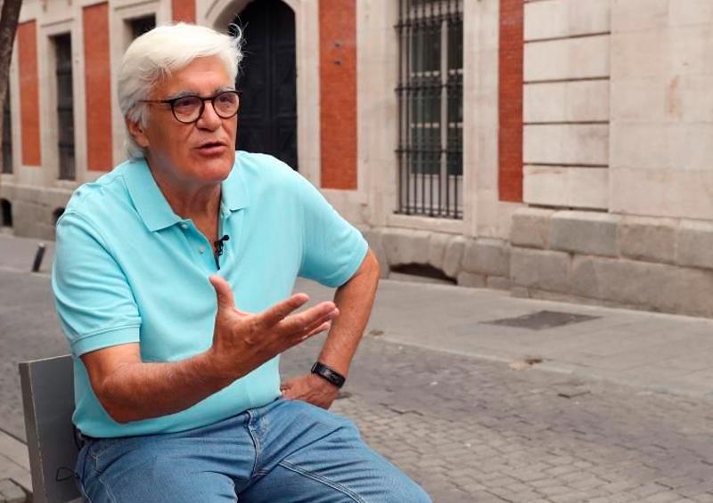 """Fallece el activista """"Chato"""" Galante por COVID-19"""