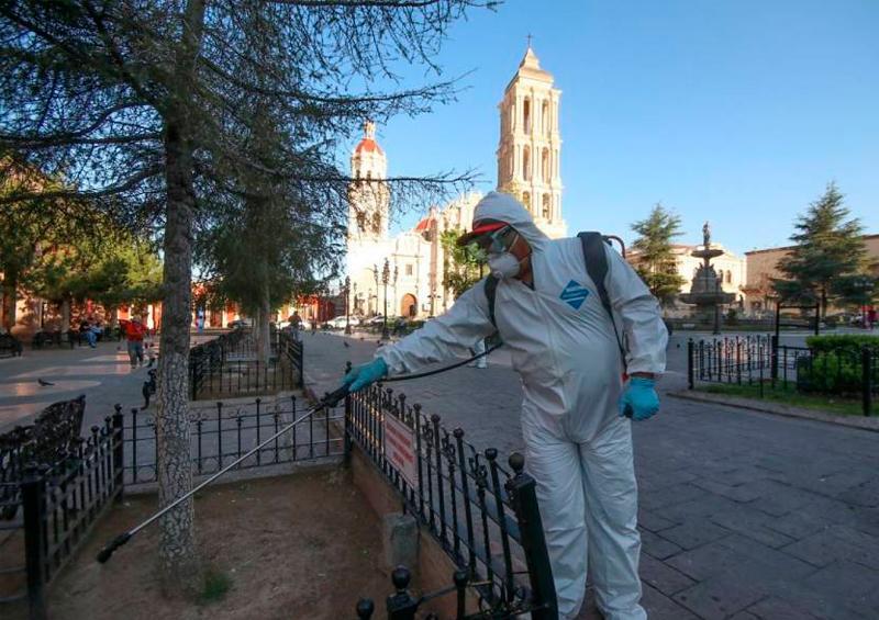 """Municipio de Zacatecas multará a quien no acate medida """"quédate en casa"""""""