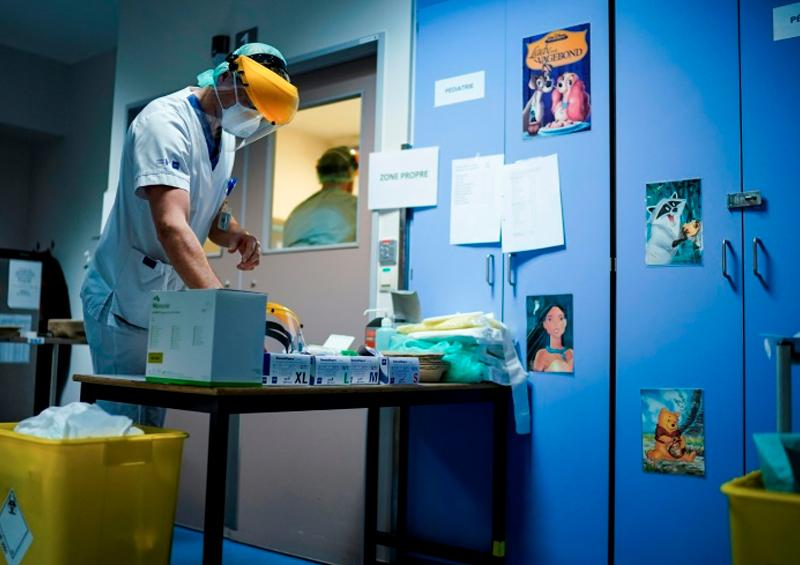Chica de 12 años muere por coronavirus en Bélgica