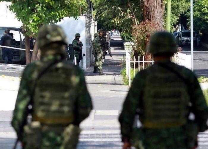 Militares mexicanos dirigirán 10 nuevos hospitales para pacientes con COVID-19