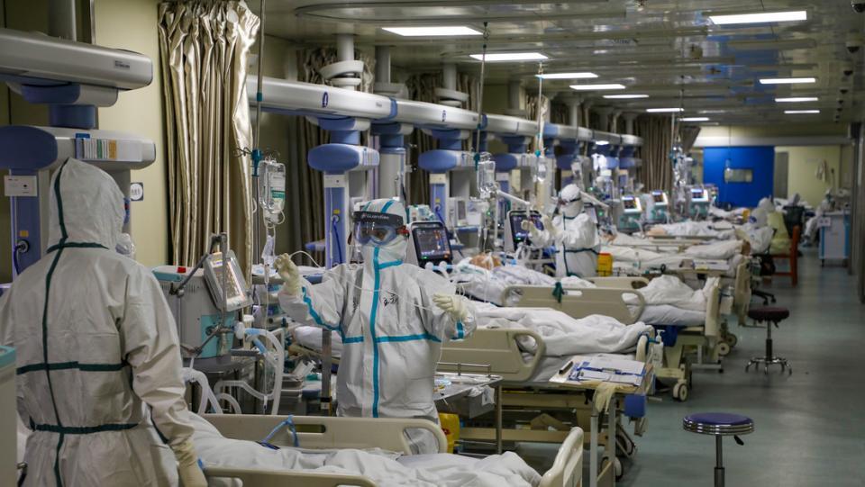 Covid-19 puede causar encefalitis