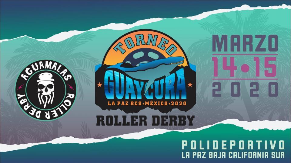 Realizan primer torneo nacional de Roller Derby en La Paz