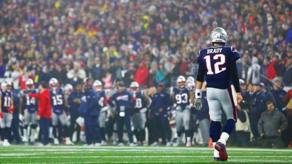 Tom Brady anunció su salida de los Patriotas de Nueva Inglaterra