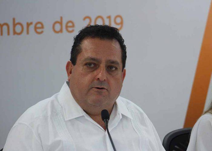 Gobernador del Estado confirma dos casos de Covid-19 en La Paz