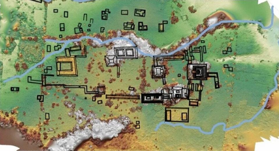 Descubren capital maya en Chiapas