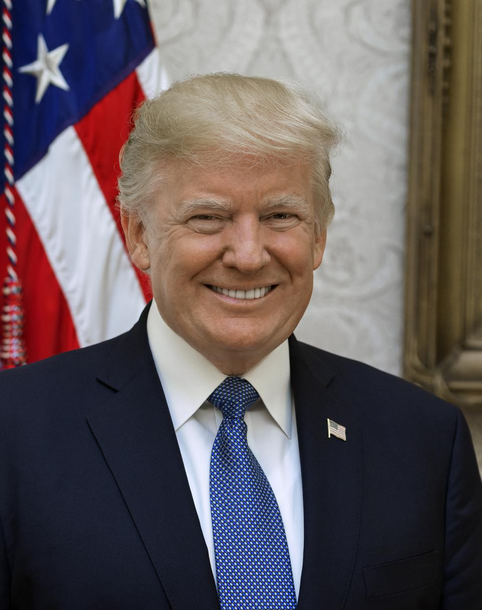 Trump da negativo a Covid-19