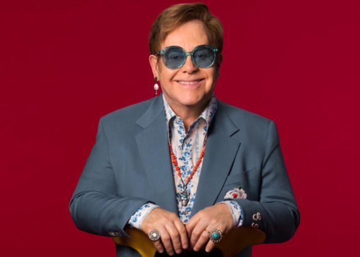 Elton John encabezará concierto benéfico ante COVID-19
