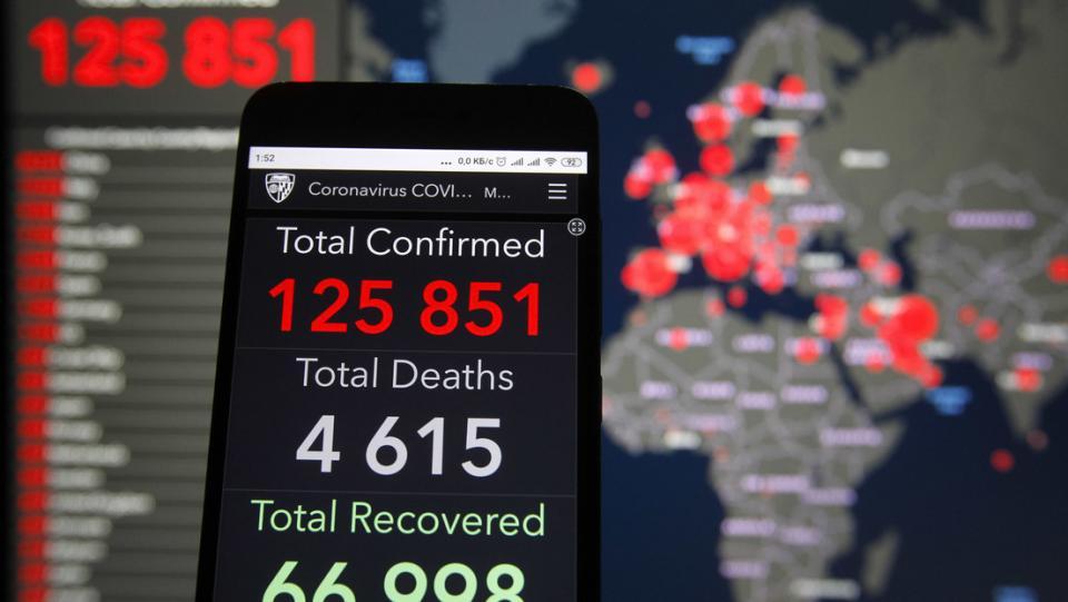 OMS: Europa es el centro de la pandemia