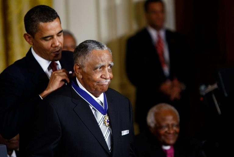 Murió Joseph Lowery, líder de los derechos civiles