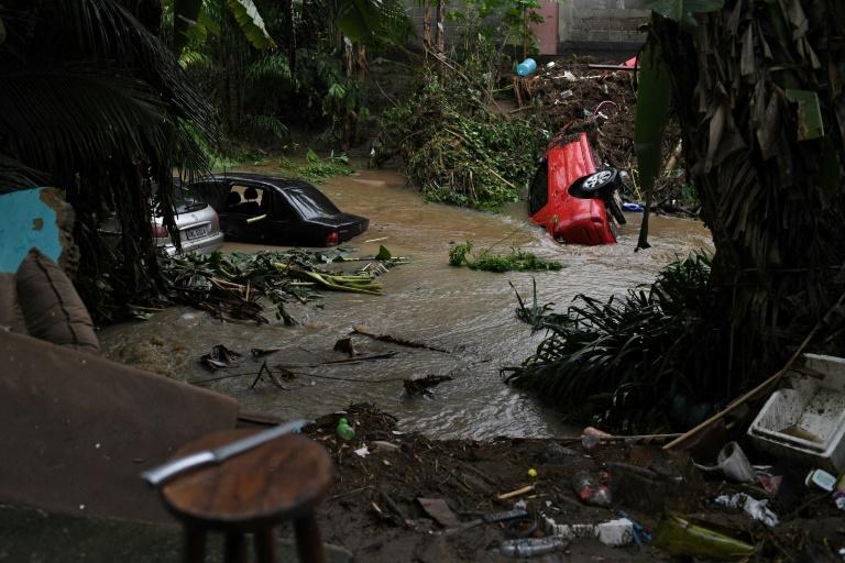 Al menos 10 personas murieron por fuertes lluvias en Sao Paulo
