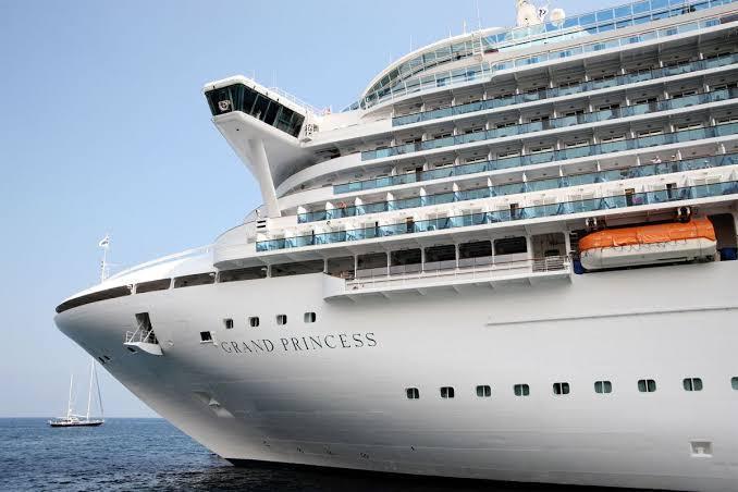 21 personas del crucero Grand Princess dieron positivo a Covid -19