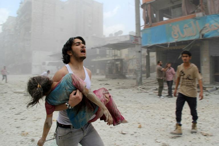 Ya son 10 años de guerra en Siria