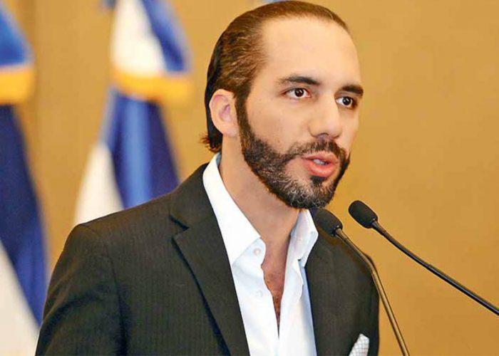 El presidente de El Salvador declara cuarentena nacional por coronavirus