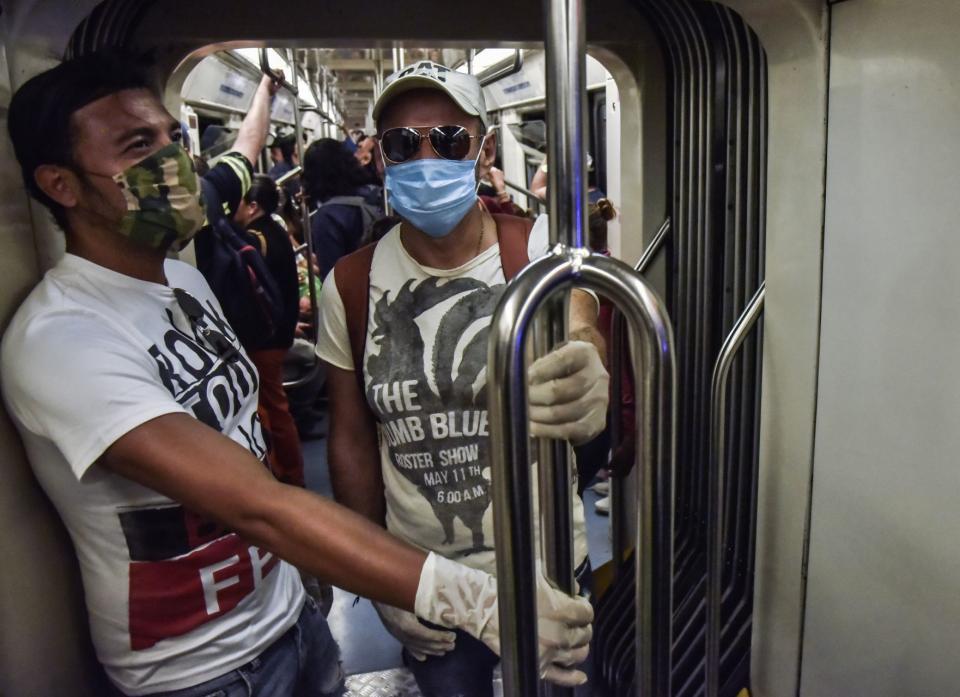 Suman 164 casos de Coronavirus en México