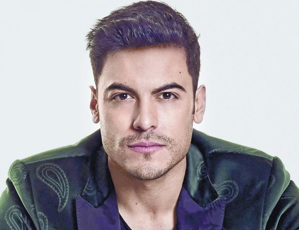 Carlos Rivera cancela concierto para prevenir contagios