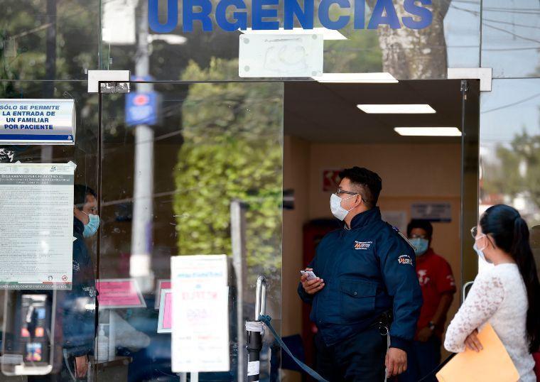 Suman 5 casos confirmados de coronavirus en México