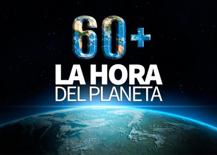 Se apaga el mundo para marcar la Hora del Planeta