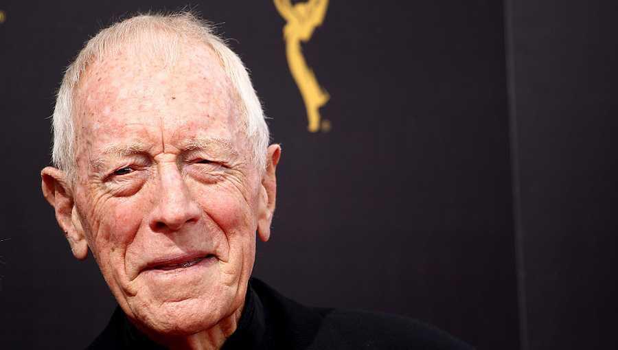 Murió Max von Sydow, actor de 'El Exorcista','Juego de tronos' y 'Star Wars'
