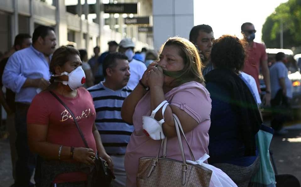 México registra 93 casos de Covid-19; hay 206 sospechosos