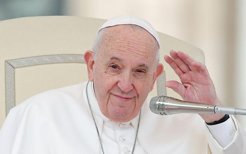 El Papa dará misa en video por Covid-19