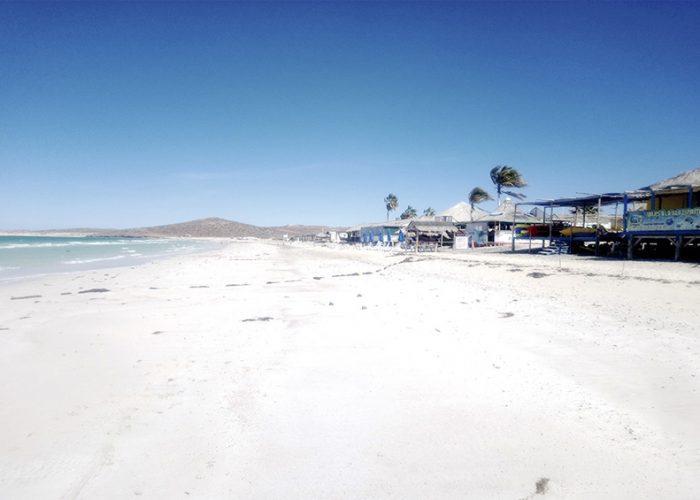 Cerradas todas las playas de La Paz hasta el 19 de abril