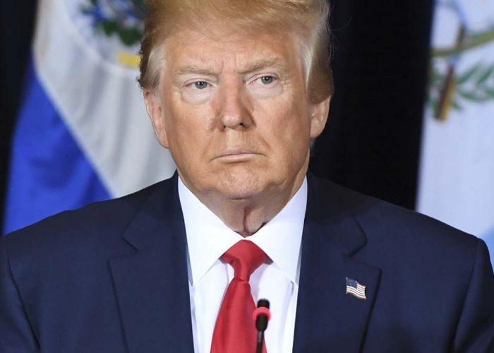 Trump espera resultado de prueba por Covid-19