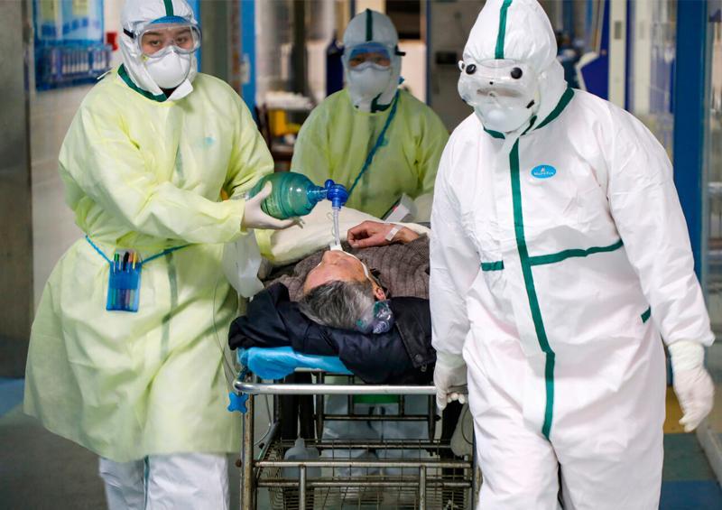 563 muertos en 24 horas por coronavirus en Reino Unido