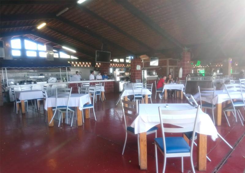 Cerraron por contingencia el 90% de restaurantes en La Paz
