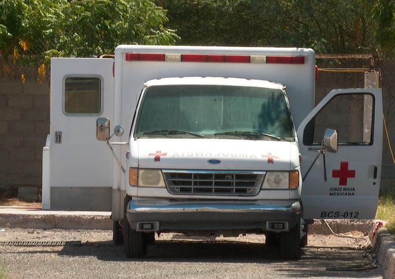Cruz Roja apoyará con ambulancia especial el traslado de personas contagiadas de Covid-19