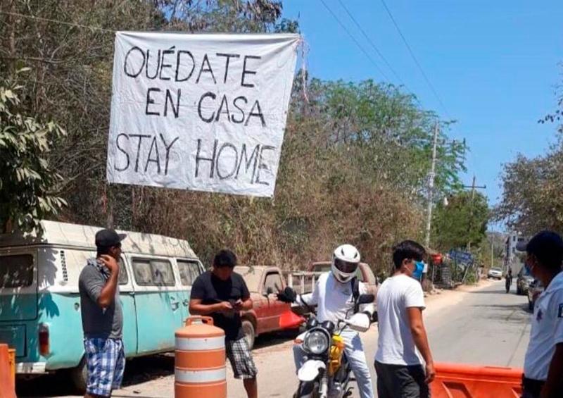 En Oaxaca, aplican Plan DN-lll-E contra Covid-19