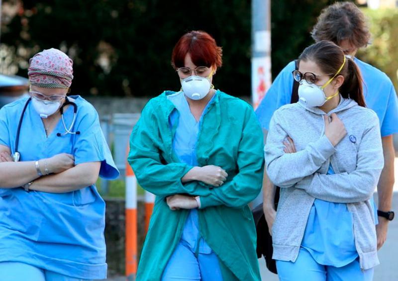 Cómo viven las enfermeras mexicanas la pandemia
