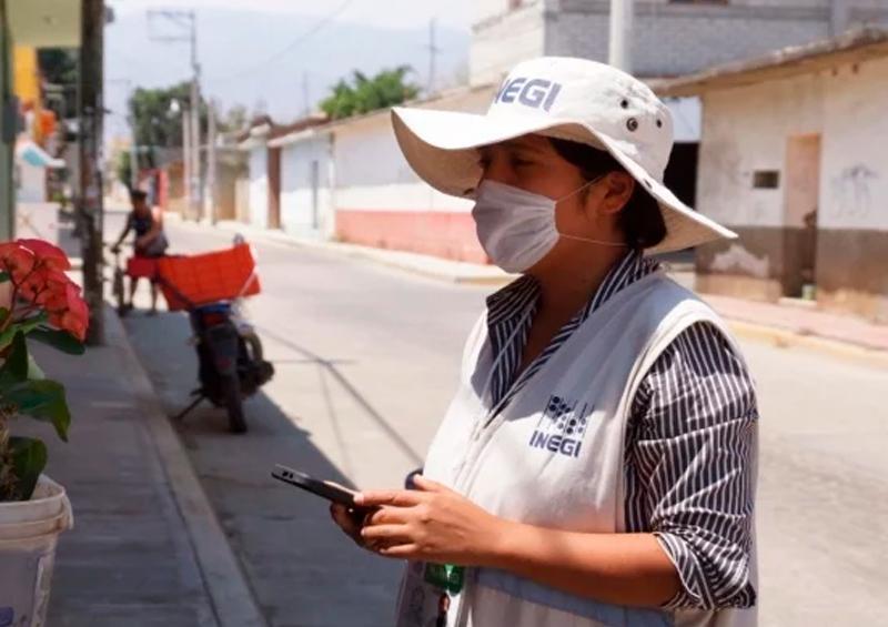 Acusan verificadores del INEGI despidos en Morelos