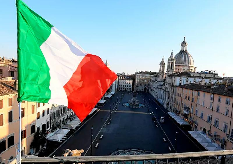 681 decesos en 24 horas en italia