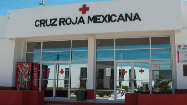 Cruz Roja Mexicana suspende temporalmente la consultas médicas en BCS