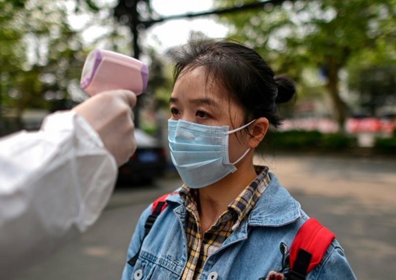 Cero muertos en China, una primicia desde el inicio de la epidemia