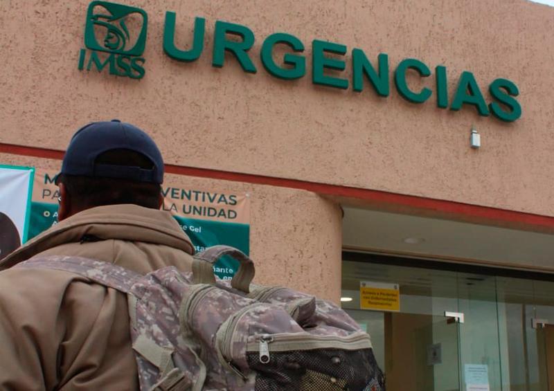 Confirma IMSS brote de covid-19 en clínica de CSL; en total son 42 trabajadores