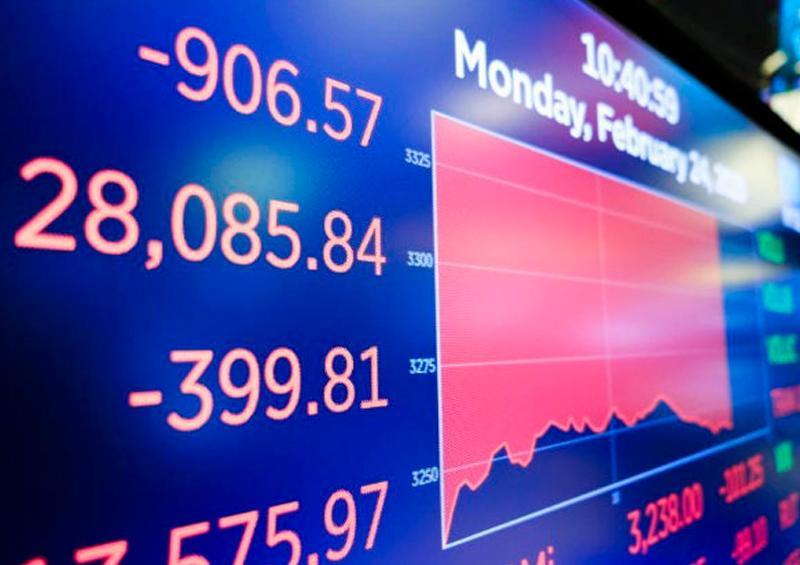 Economía global sufrirá dos trimestres efectos de pandemia
