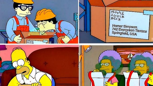 Los creadores de 'Los Simpson' explican cómo logran predecir el futuro