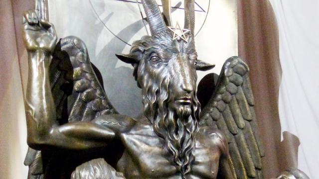 satanismo en Salem,