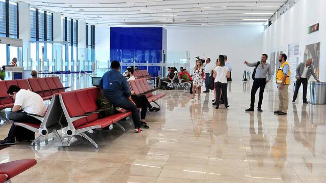 Grupo Aeroportuario del Pacífico pierde 946 millones de pesos