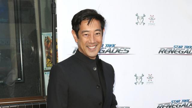 Grant Imahara, presentador de Mythbusters