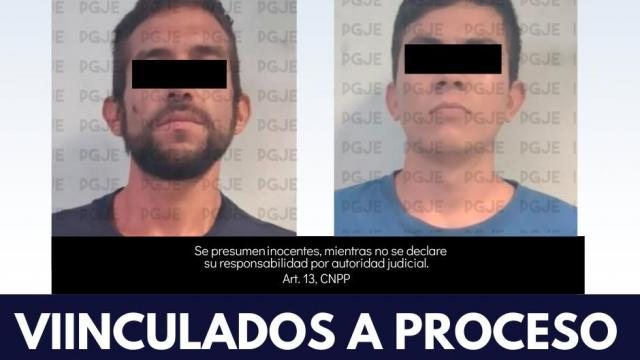 Detenidos por secuestro exprés.