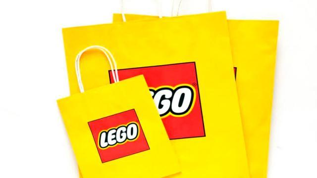 Bolsas Lego