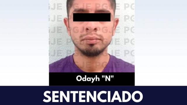 Sentenciado a 2 años por robo con violencia