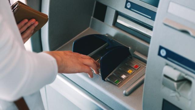 Fraudes en cajeros automáticos