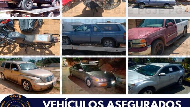 Vehiculos robados