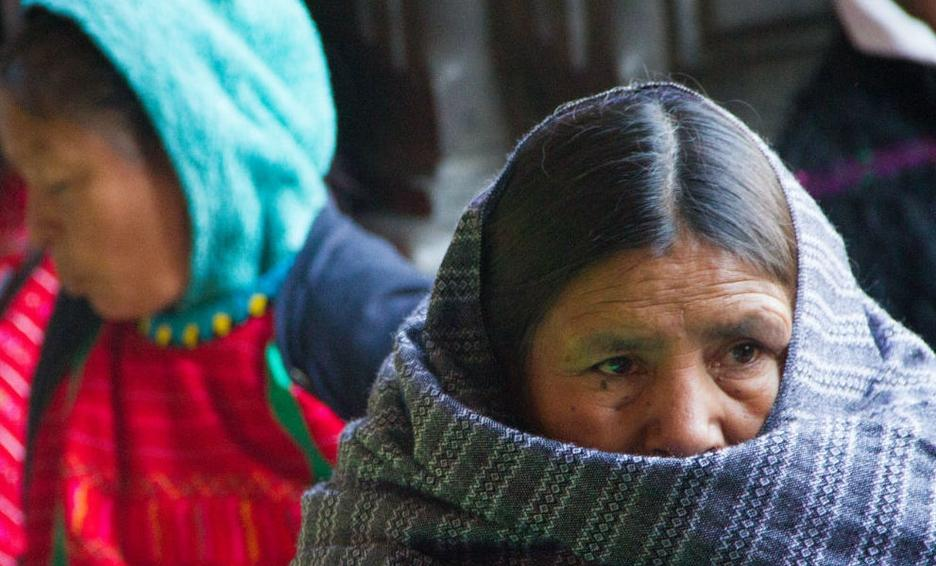 Mujeres indígenas