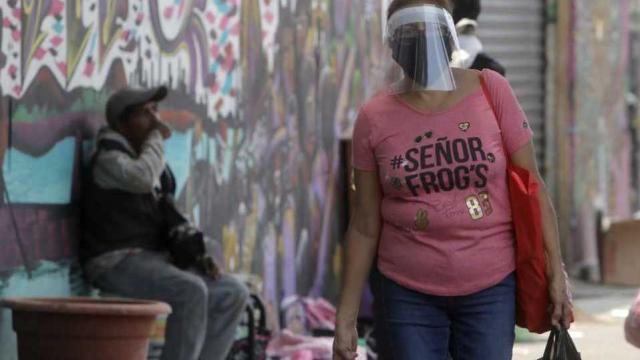 México ante pandemia de coronavirus