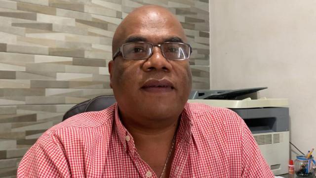 Armando Aparicio Gallardo, coordinador del Movimiento Independiente en Baja California Sur